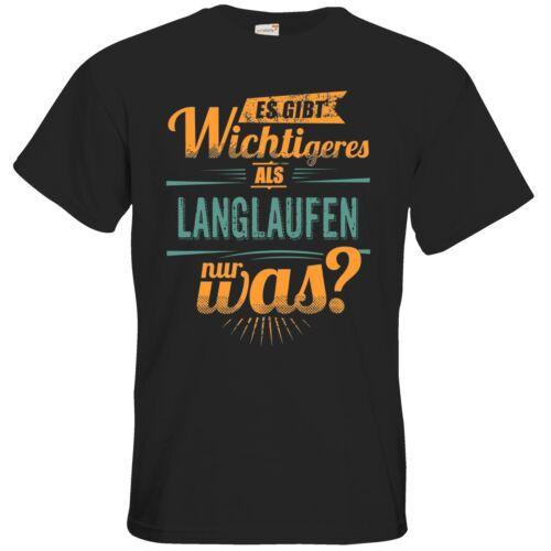 RAHMENLOS® Geschenke T-Shirt es gibt wic.. getshirts Sportart Langlaufen