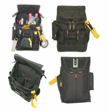 CLC 1524 Medium ZIPTOP Utility Maintenance Electrician Zippered Tool Belt Pouch