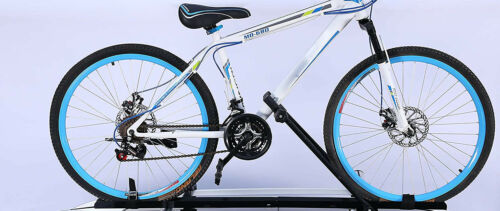 3x Fahrradträger ORION+Dachträger KING1 für Renault Talisman Sp 5Tür ab 16