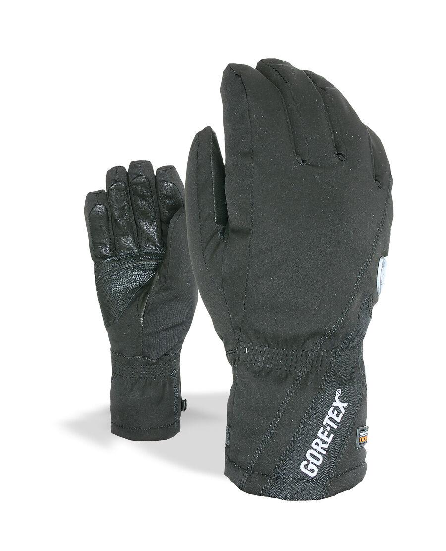 Level Handschuh Skihandschuh Twin W black Gore-Tex® Primaloft®