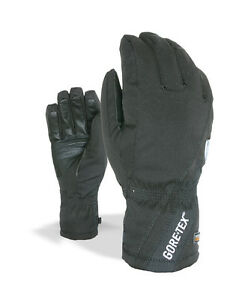 Level Glove Ski Gloves Twin w Black Gore-Tex Primaloft
