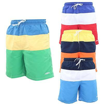 Herzhaft New Mens Beach 100% Polyester Back Pocket Swimming Shorts Casual Pants