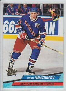 2016-17-FLEER-SHOWCASE-NEMCHINOV-1-25-ULTRA-25th-Anniversary-Buyback-140-Ranger