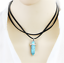 Women-Jewelry-Pendant-Chain-Necklace-Crystal-Choker-Chunky-Statement-Necklace thumbnail 17