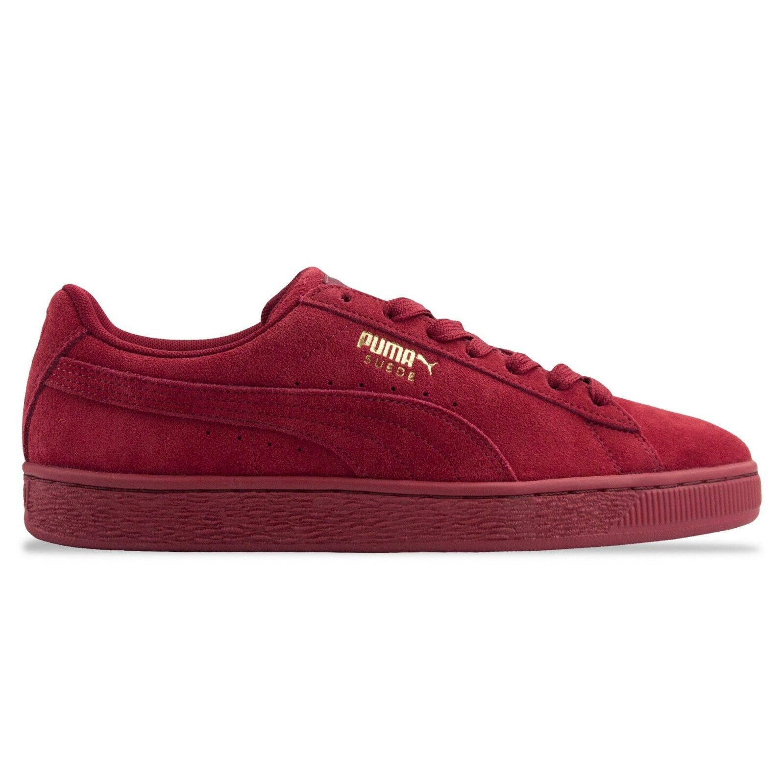 PUMA SUEDE CLASSIC TRAINERS - NAVY, BLACK, Blau, BURGUNDY, GREY, NAVY, - GREEN & MORE ac269e