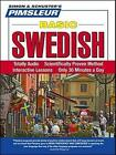 Pimsleur Basic Swedish 9781442336100 by Pimsleur Audio Book