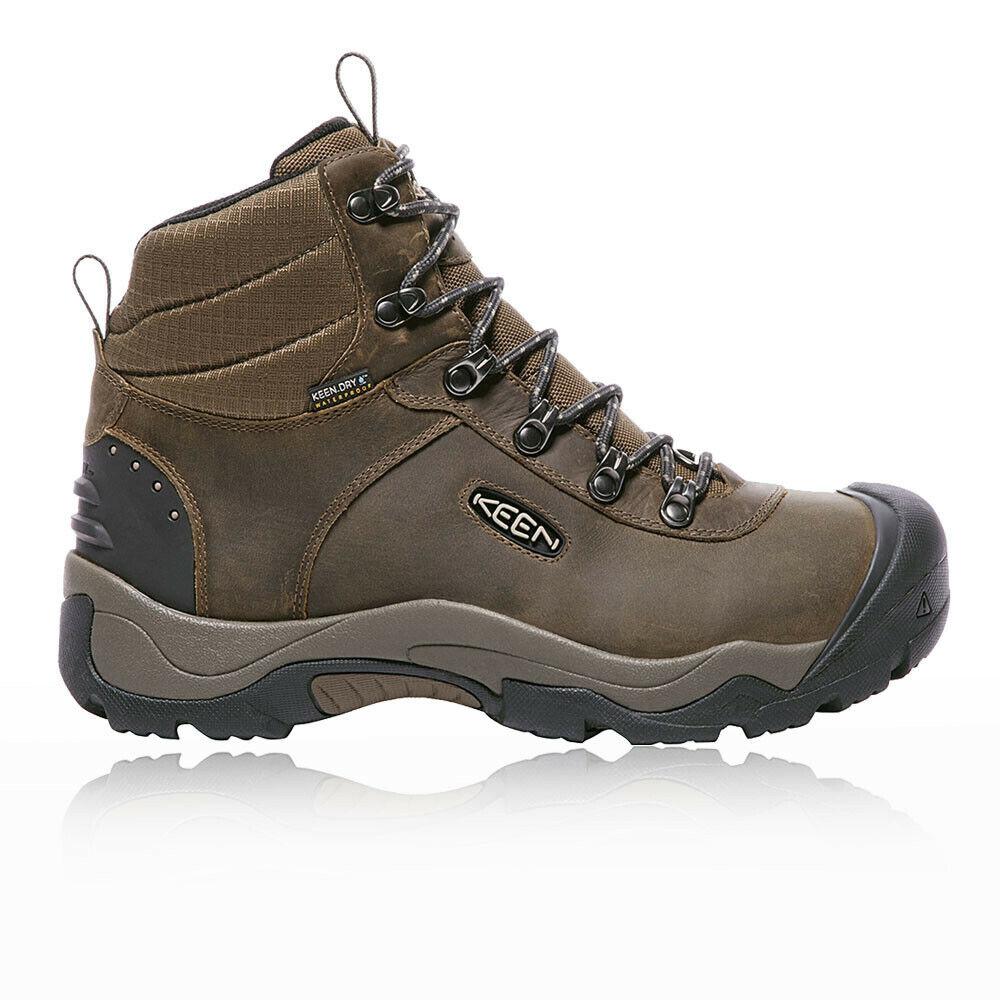 Keen hombre rever III botas de viaje marrón deporte exterior impermeable