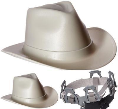 Cowboy 6SqzLk Tan Hard Hat