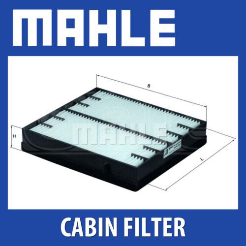 Mahle Pollen Air Filter Cabin Filter Mercedes M Class LA98