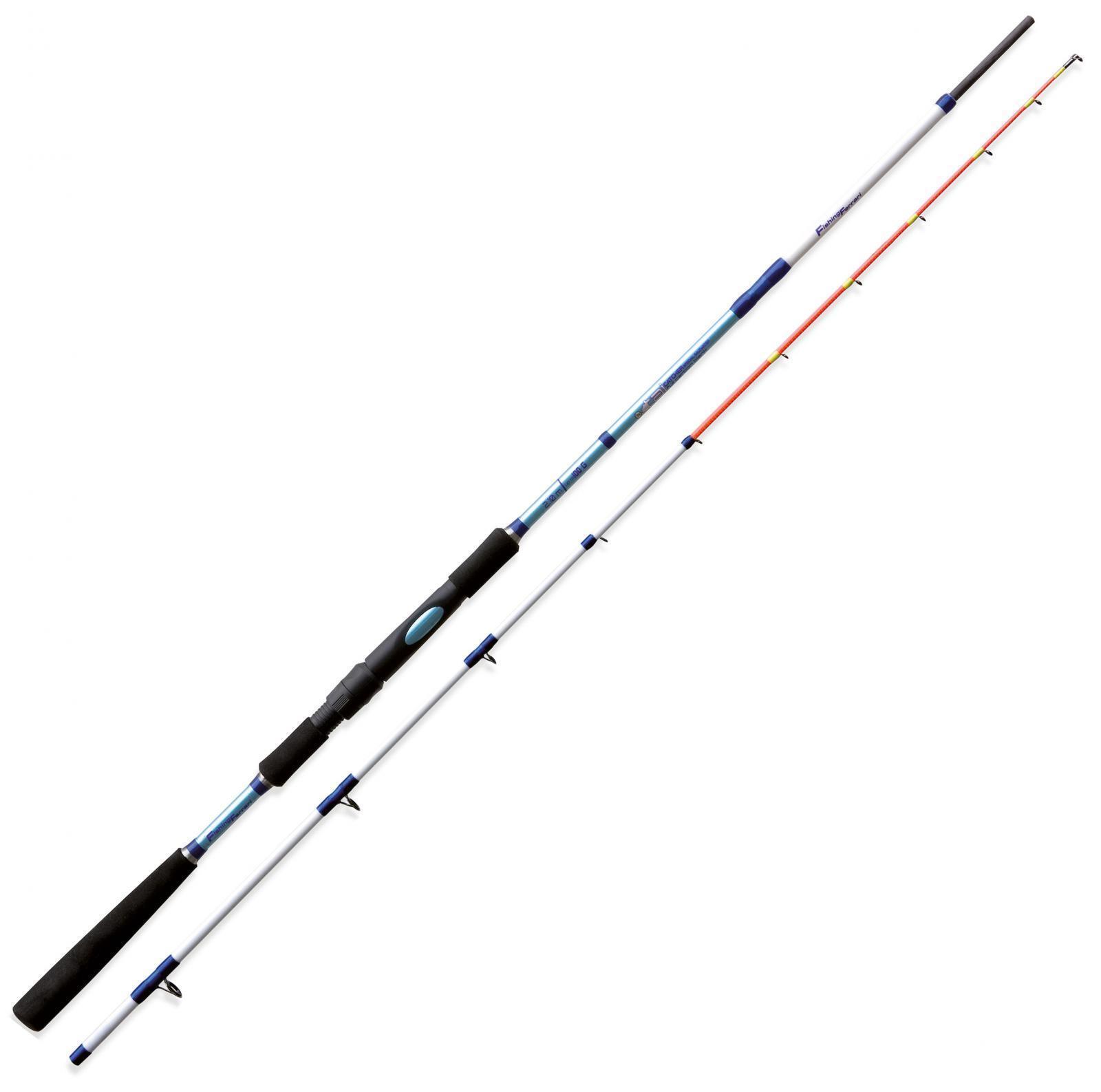 2241618 Canna Fishing Ferrari Tai Catcher 1,80 m 100 Gr Pesca Bolentino CAS