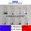 SEGA-GAME-GEAR-condensateurs-cap-kit-pour-la-reparation-du-son-et-de-l-039-image miniature 1