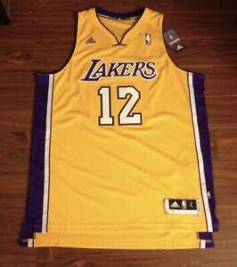 Details about Dwight Howard Los Angeles Lakers Adidas Swingman Jersey Men's Medium New w/ Tags