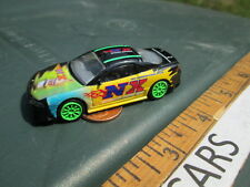 THE FAST AND THE FURIOUS 1995 MITSUBISHI ECLIPSE NX SCALE 1/64(REAR WING MISSING
