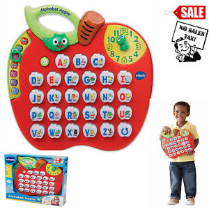 2a914bd276a40 Learning Toys For 2 Year Olds Alphabet Talking Apple Fun Baby ...