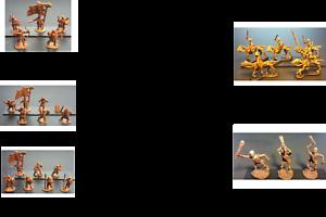 15mm Fantasy Undead Decian Starter Army (68 figures)