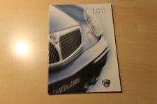 01629) Lancia Lybra Prospekt 08/1999