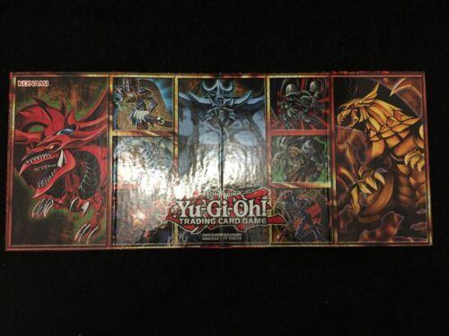 Doppelseitig Top Legendary Collection 1 Spielmatte//Spielbrett//Playmat YUGIOH!