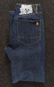 Jeans Volcom Para Hombre Talla W28 L32 Original Ebay
