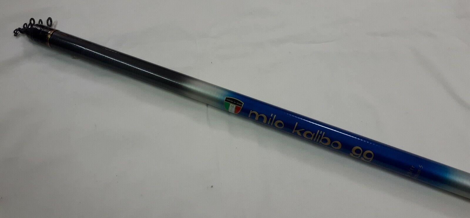 CANNA BOLOGNESE MILO KALIBO 99 MT 5+++NUOVISSIMA+++OFFERTA FINE SERIE
