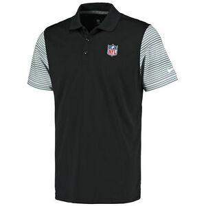 Nike Nfl Logo Draft Early Season Performance Polo 802069 010 Men S