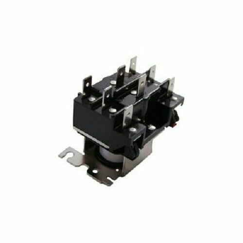 110//120 V Coil Voltage Supco 90341 General Purpose Switching  Relay Double Pole Double Throw Contacts