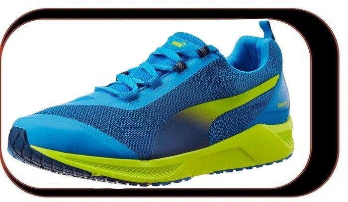 Chaussures De Course fonctionnement Puma Ignite Xt Core.. .Bleu Homme