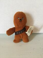 Chewbacca Chewie Plush Toy MINI Burger King Collector