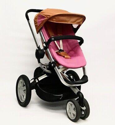 Quinny Buzz 3 Wheel Stroller Pushchair - LTD Edition Dusty ...