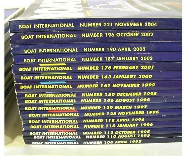 Boat International, Magasin