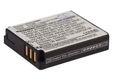 3.7V battery for PENTAX Optio X90, Optio W90, MX-1 Li-ion NEW