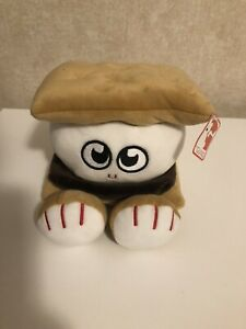 Smores Stuffed Animal, Gund S Mores Plush Doll 5 Stuffed Animal Toy New Marshmallow Crackers 28399117994 Ebay