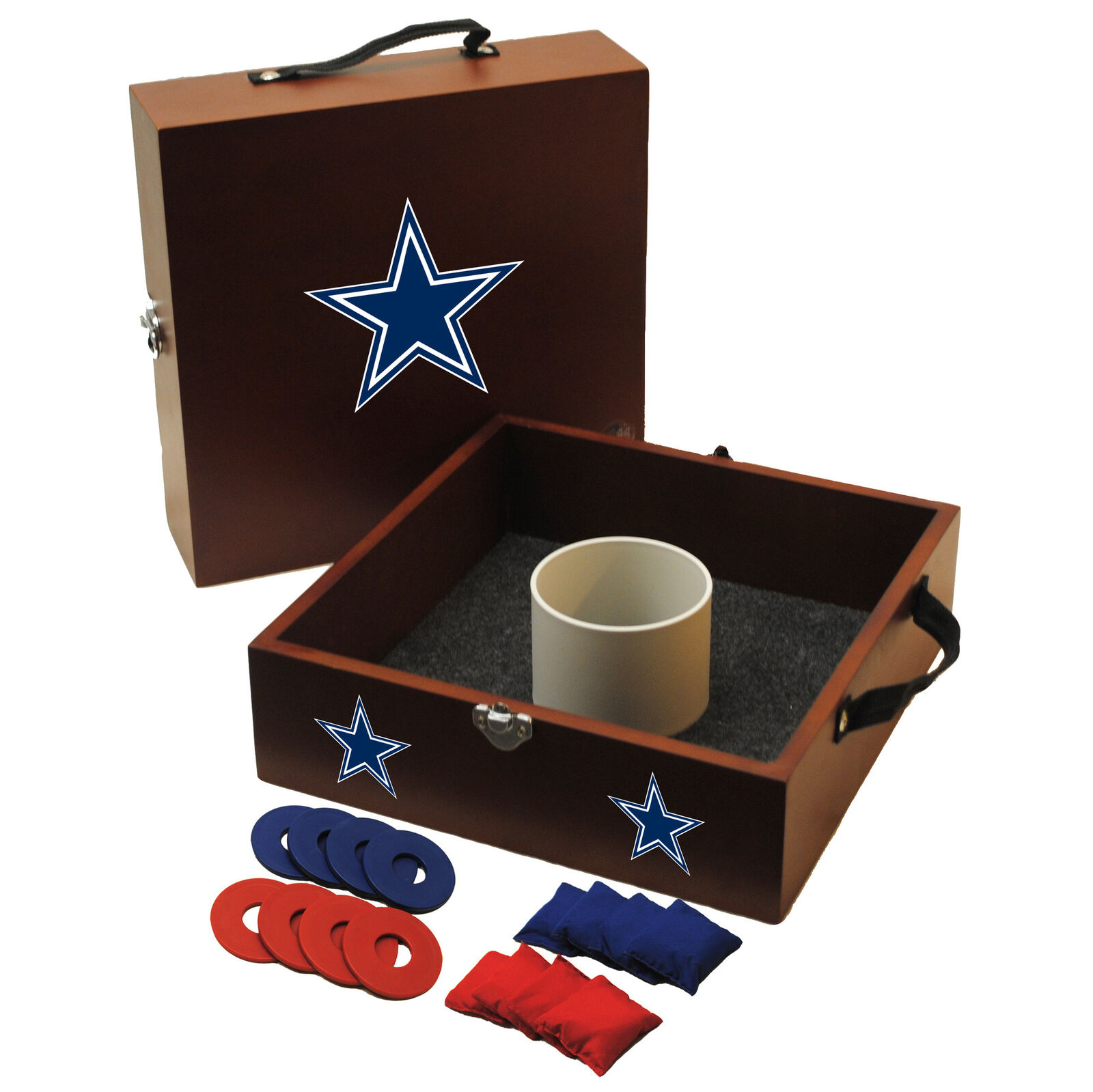 Tailgate Toss NFL Washer and Ring Toss Dallas Cowboys