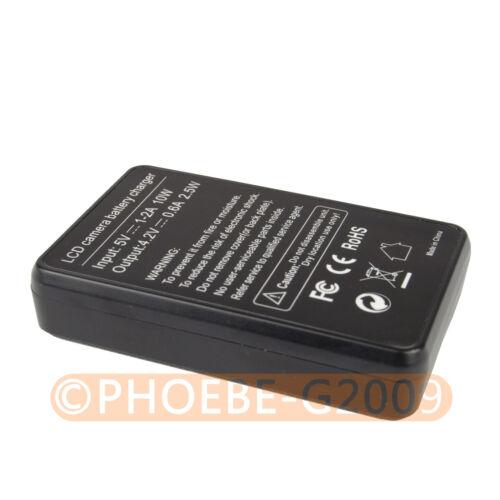 Battery USB charger DMW-BCG10E for PANASONIC ZS6 ZS8 ZS10 ZS15 ZS20 FMC-ZX7 ZX1