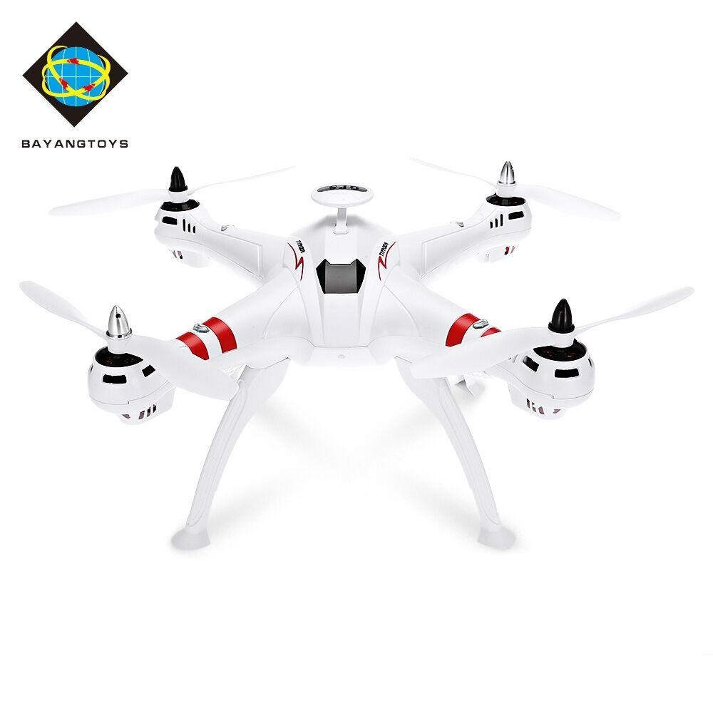 BAYANGTOYS X16 GPS Brushless RC Quadcopter RTF Altitude Hold / Automatic Return