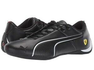 PUMA-FERRARI-Men-039-s-Sneakers-Men-Shoe-306241-SF-Future-Cat-Ultra-Black-New