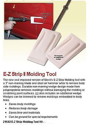 Steck Manufacturing 21543 Replacement Molding Blade