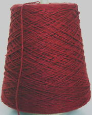 MARRAKESH 3-ply Cotton Cone Yarn Weave Knit Crochet 1050ypp 1 lb.