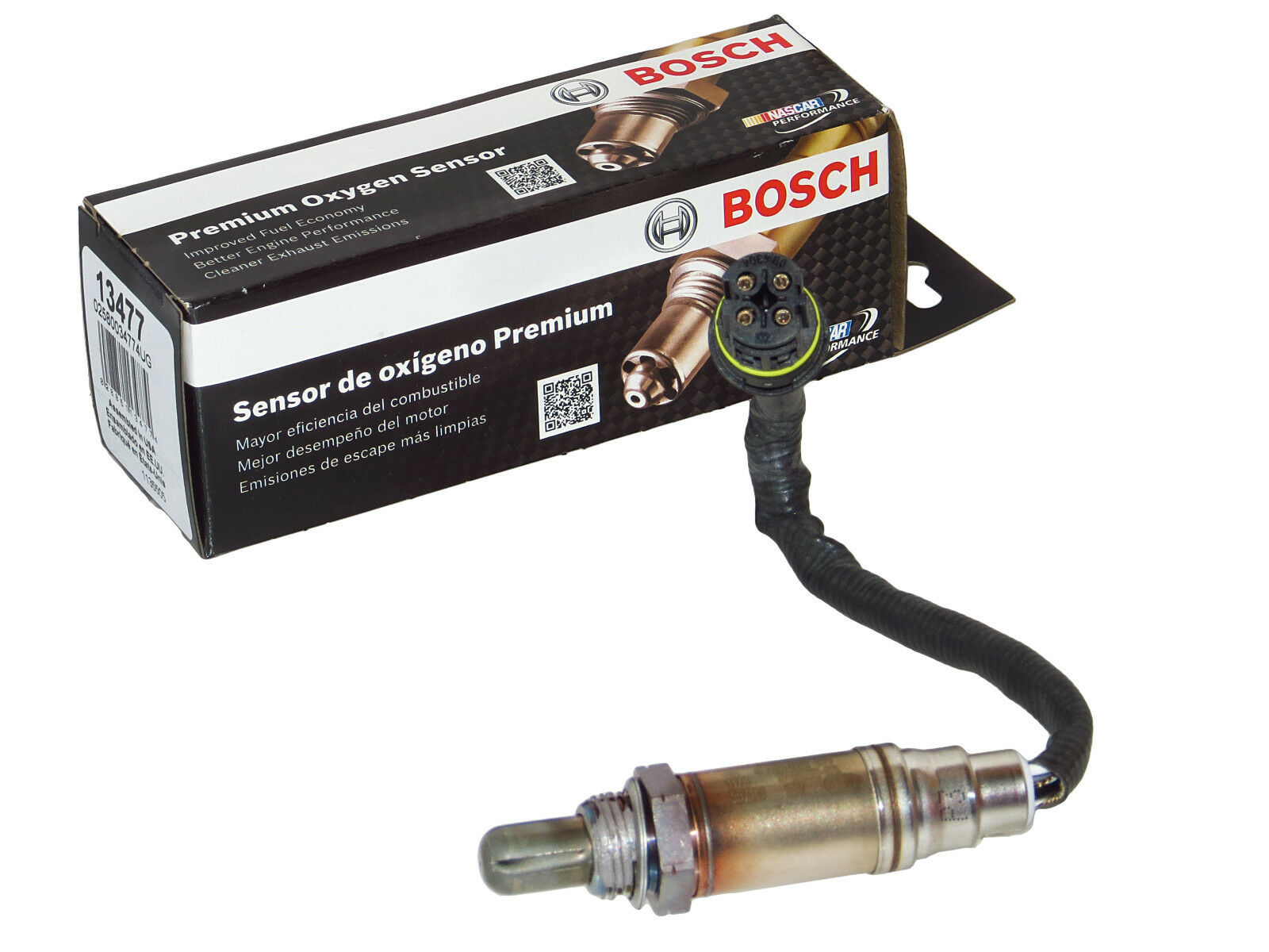 Bosch 13477 Oxygen Sensor OE Type Fitment