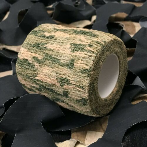 ACU NEW Warrior Paintball Grip Tape
