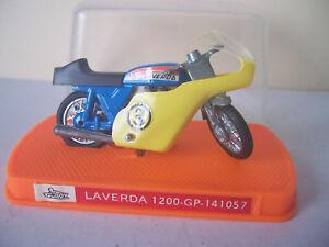Vintage Guiloy Laverda 1200 Gp Modèle En Cas-afficher Le Titre D'origine