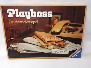 Playboss-salida-antiguos-el-juego-de-economia-Ravensburger