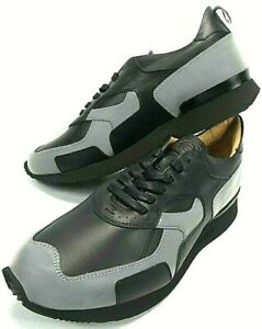 b4d8dd3ead4d0 NEW - DYNE X GREATS THE PRONTO 3M Black Leather Shoes MENS 11 $240 ...