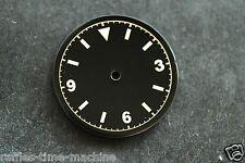 White Bond 369 Watch Gilt Dial for DG 2813 Movement Superluminova 28mm