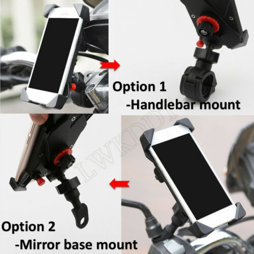 Motorcycle GPS Cell Phone holder For Harley Davidson Sportster Softail Dyna