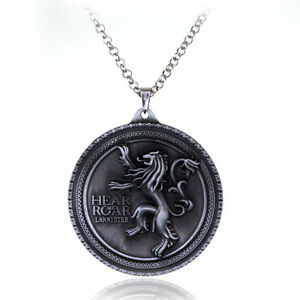 Game-of-Thrones-House-Lannister-A-Song-of-Ice-and-Fire-Lion-Pendant-Necklace
