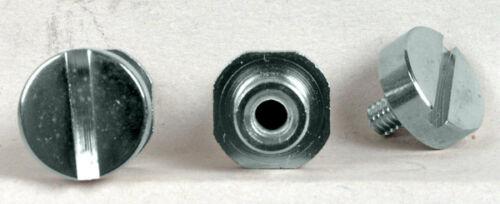 Gibson Size SS1-C TonePros Standard Small Cap Locking Stud,Chrome US Thread