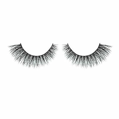 Siberian Real Mink Eyelashes Strip Lashes - Yilia