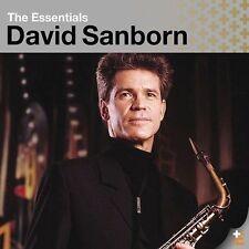 The Essentials Sanborn, David Audio CD