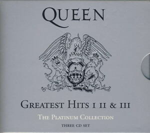Queen-Platinum-Collection-3CD-Box-Set-Greatest-Hits-I-II-III-SPEEDYPOST