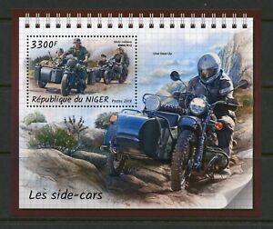 Niger 2018 Side Cars Motorcycles Souvenir Sheet Mint Nh Ebay